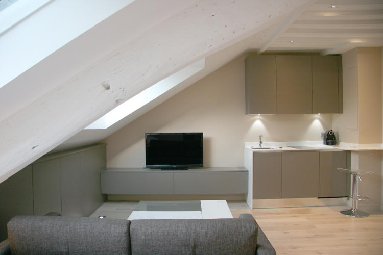 Design Singulier, architecture d'intérieur, studio, optimisation d'espace
