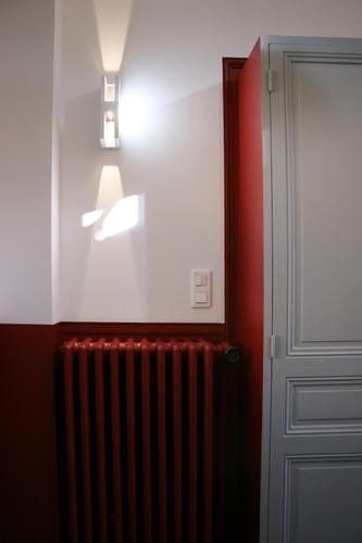 Design Singulier, Architecture d'intérieur, applique entrée