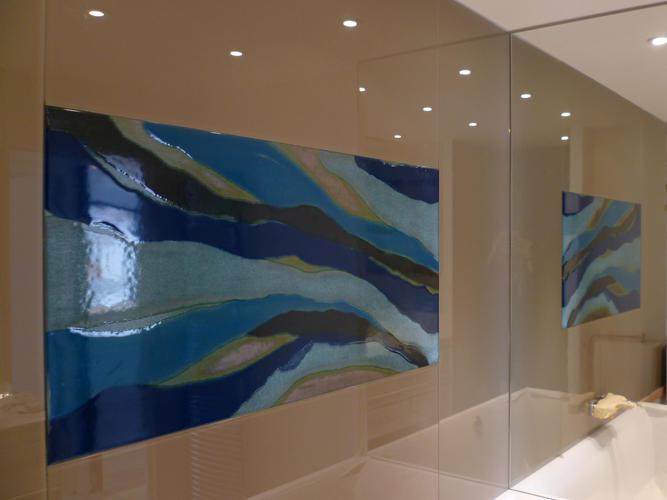 Design Singulier, Architecture d'intérieur, céramique salle de bain