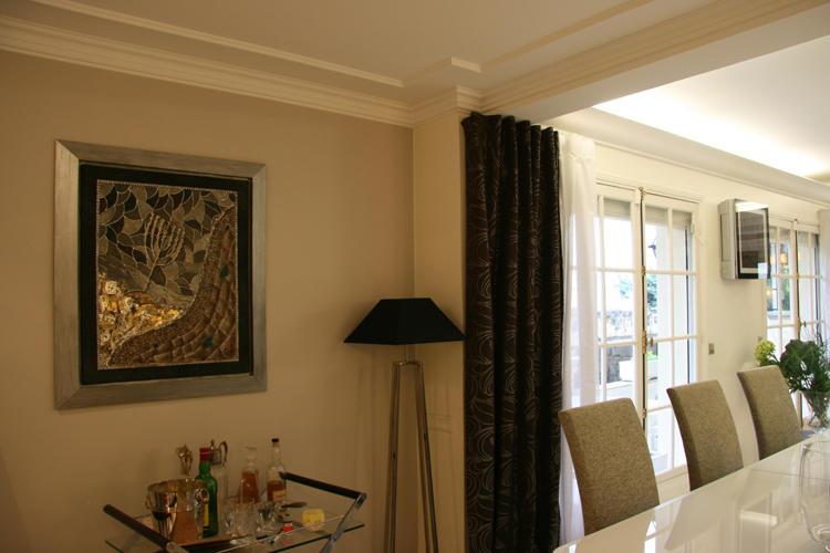Design Singulier, architecture d'intérieur, grand séjour