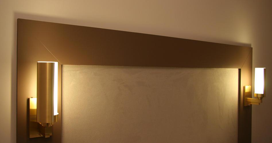 Design Singulier, Architecture d'intérieur, applique perzel