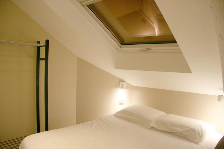 Design Singulier, architecture d'intérieur, chambre