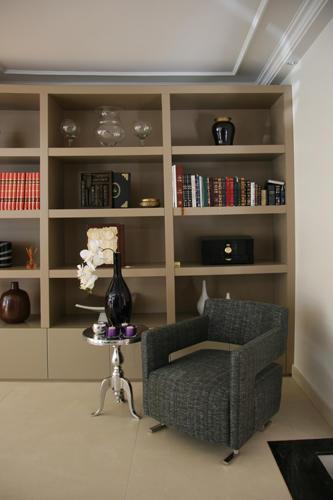 Design Singulier, architecture d'intérieur, séjour, bibliothèque