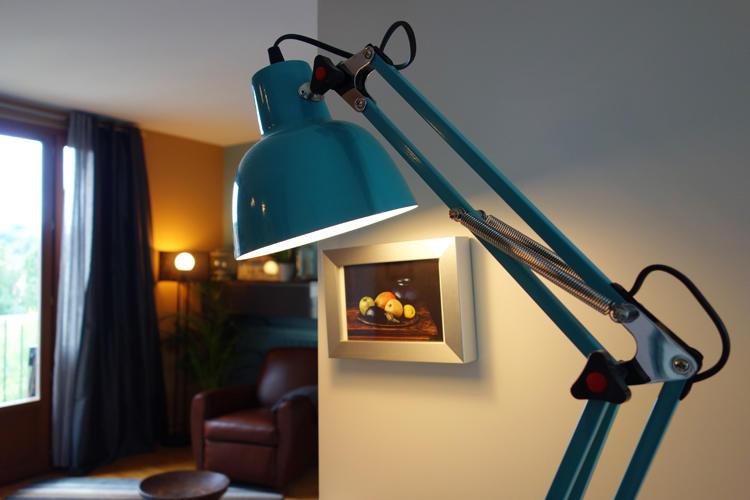Design Singulier, Architecture d'intérieur, lampe de bureau