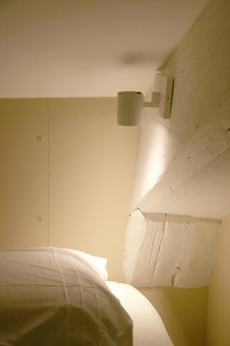 Design Singulier, architecture d'intérieur, chambre, liseuse