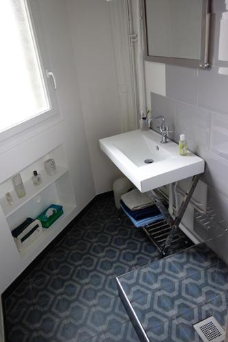 Design Singulier, architecture d'intérieur, salle de bain