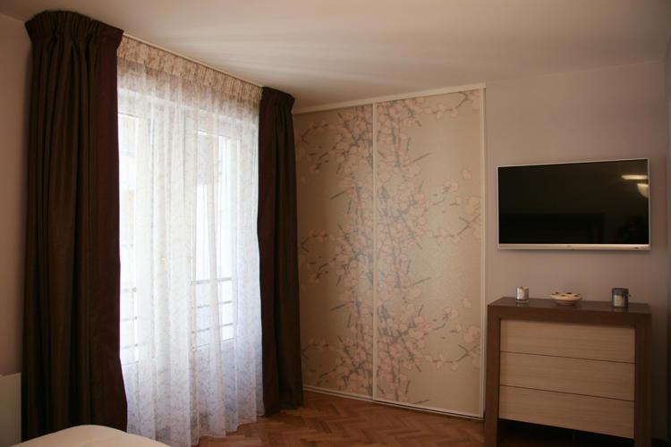 Design Singulier, architecture d'intérieur, chambre, parme