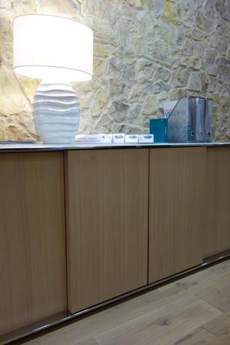 Design Singulier, Architecture d'intérieur et coordination de l'image de marque, l'Adresse Immobilier