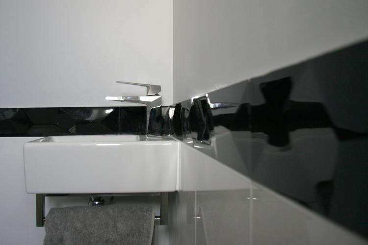 Design Singulier, architecture d'intérieur, salle de bain, toilettes, lave-mains