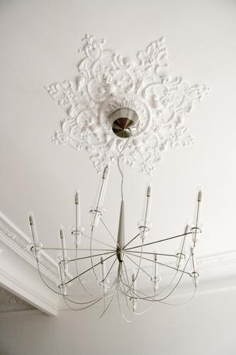 Design Singulier, Architecture d'intérieur, lustre