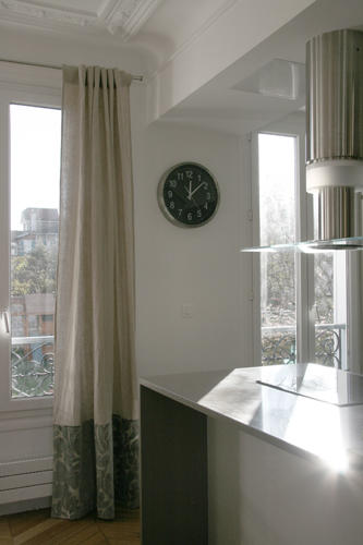 Design Singulier, architecture d'intérieur, cuisine, hotte de cuisine