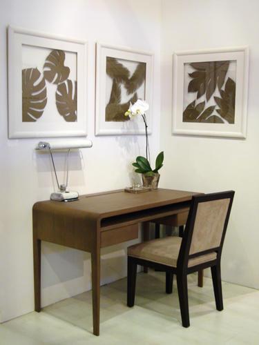 Design Singulier, architecture d'intérieur, chambre, bureau en bois
