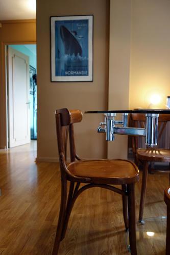 Design Singulier, Architecture d'intérieur, chaise thonet