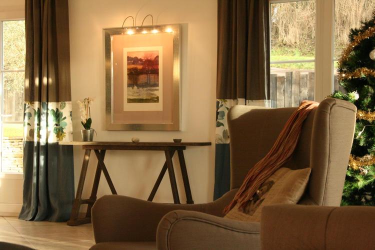 Design Singulier, architecture d'intérieur, séjour chabli