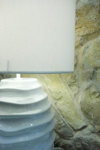 Design Singulier, Architecture d'intérieur, lampe céramique