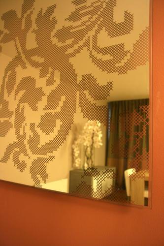 Design Singulier, Architecture d'intérieur, miroir