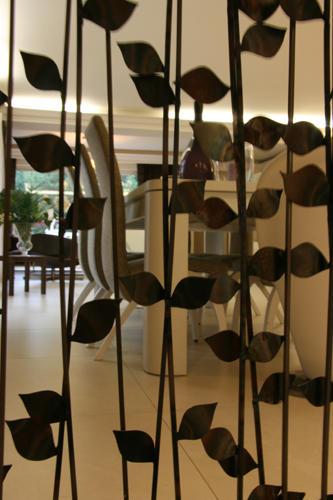 Design Singulier, Architecture d'intérieur, feuilles métal
