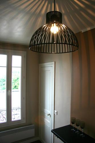 Design Singulier, architecture d'intérieur, cuisine, luminaire