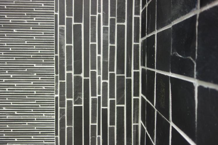Design Singulier, Architecture d'intérieur, carrelage pierre