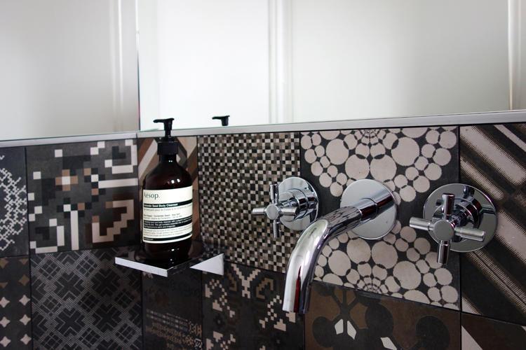 Design Singulier, architecture d'intérieur, salle de bain, robinet design