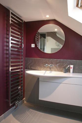 Design Singulier, Architecture d'intérieur, radiateur chrome