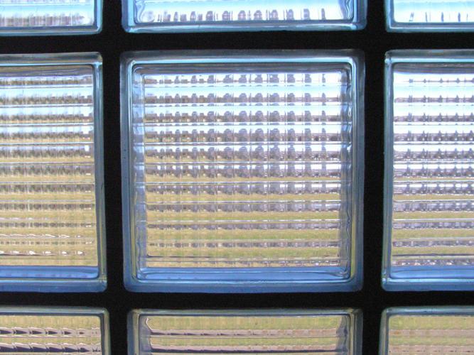 Design Singulier, Architecture d'intérieur, carreaux de verre