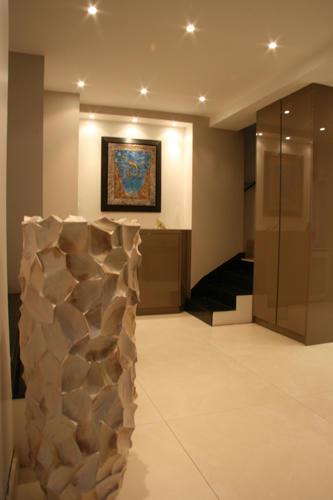 Design Singulier, Architecture d'intérieur, nacre