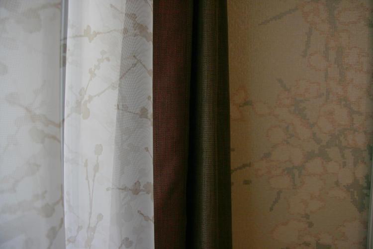 Design Singulier, Architecture d'intérieur, rideaux sur-mesure, voilage