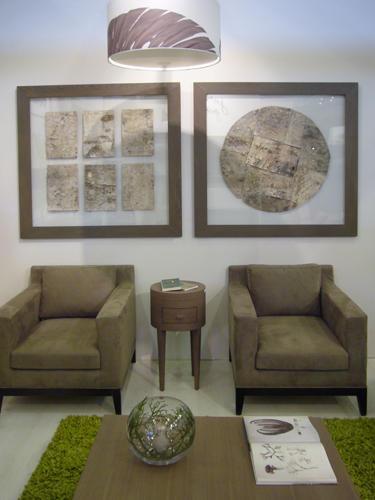 Design Singulier, architecture d'intérieur, séjour, écorce