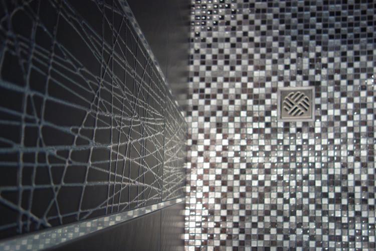Design Singulier, Architecture d'intérieur, carrelage mosaïque