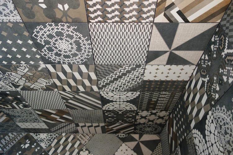 Design Singulier, Architecture d'intérieur, carrelage motif