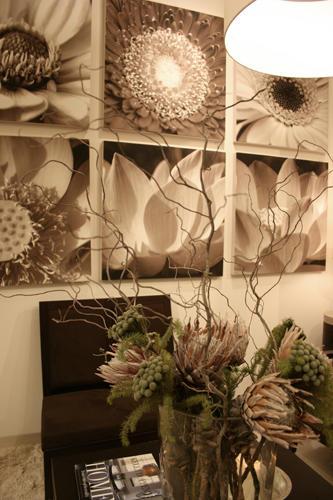 Design Singulier, architecture d'intérieur, séjour, tableaux