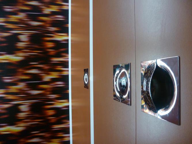 Design Singulier, Architecture d'intérieur, tapisserie motif