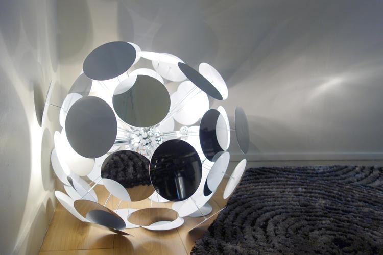 Design Singulier, Architecture d'intérieur, lampe design, ombre et lumière
