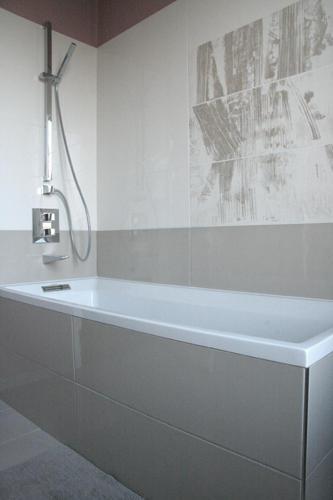 Design Singulier, architecture d'intérieur, salle de bain, baignoire