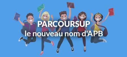 La Plateforme APB devient ParcourSup !