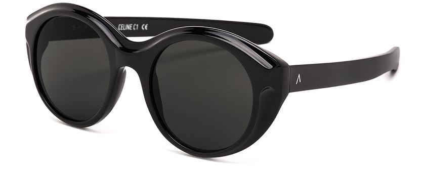 Celine C1 Black Lens