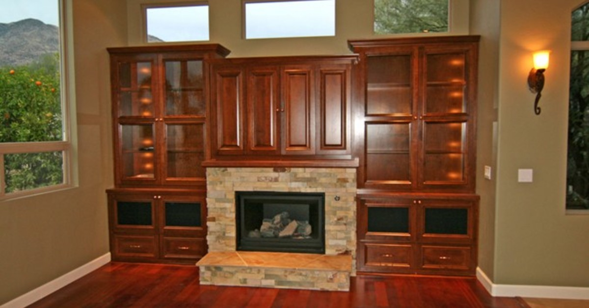entertainment center remodel tips on how to decorate. Black Bedroom Furniture Sets. Home Design Ideas
