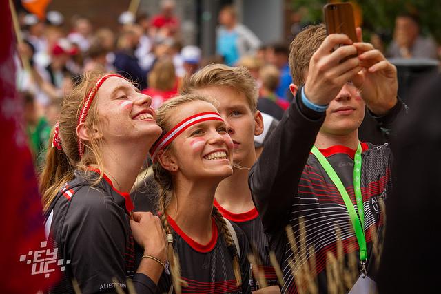 Austria win the spirirt in 3 categories at EYUC 2017