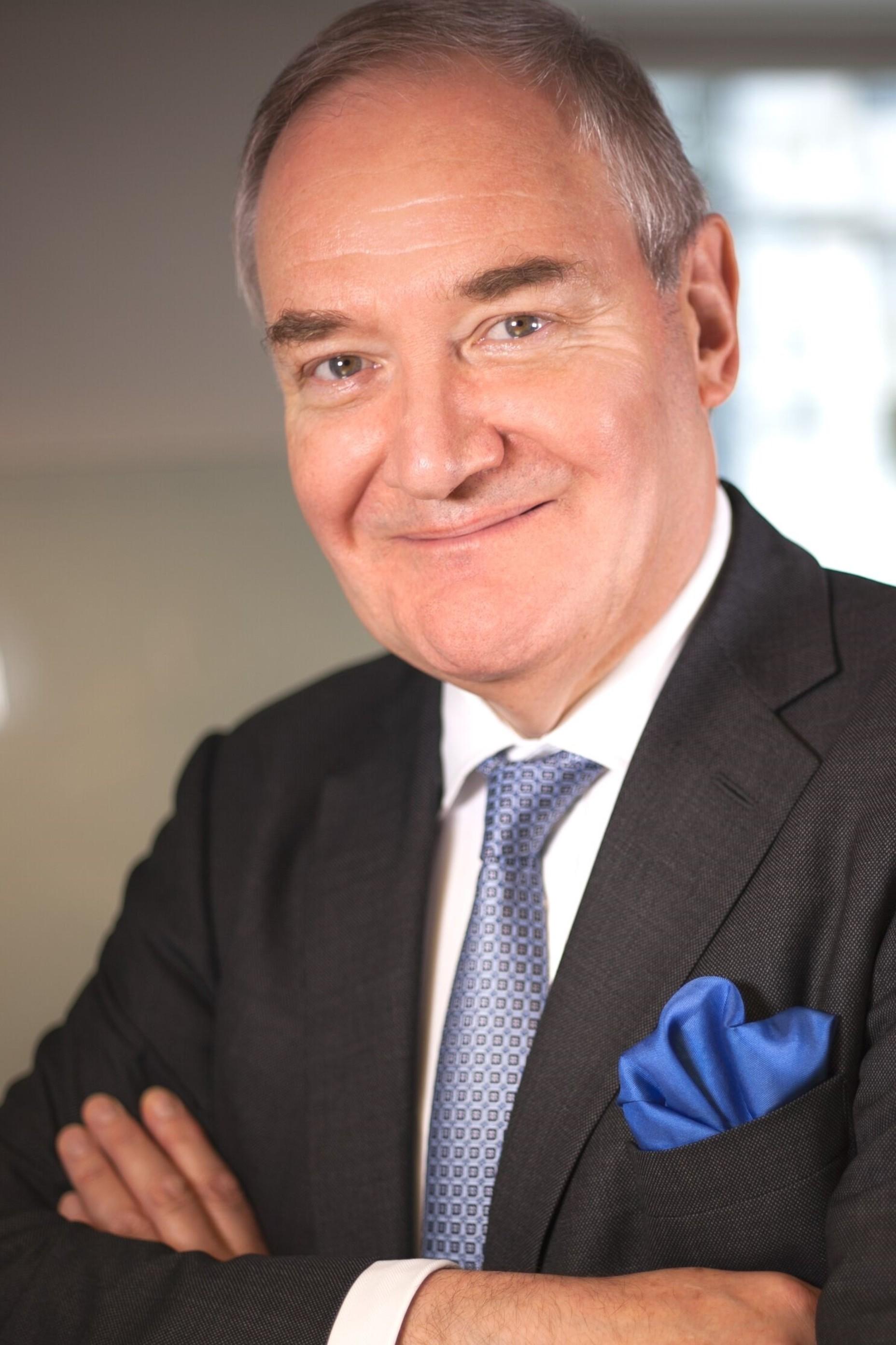 Roger Sanders OBE