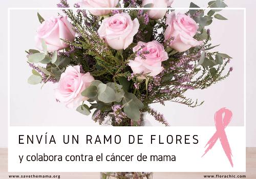 El poder del rosa contra el cáncer de mama