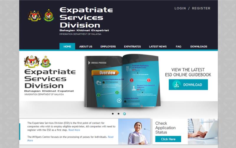 ESD portal