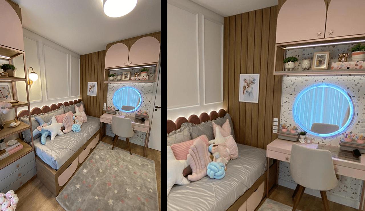 quarto infantil de menina