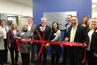 Improving Twin Cities Ribbon Cutting featured image