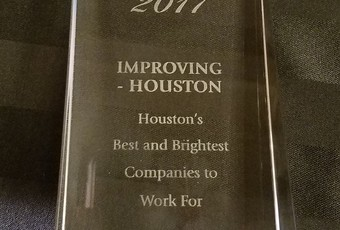 Improving Houston - Best and Brightest Company to Work For featured image