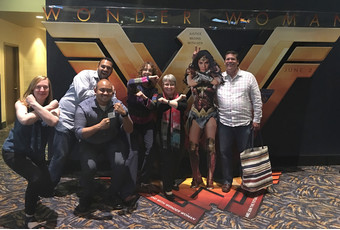 Twin Cities Movie Night-Wonder Woman featured image