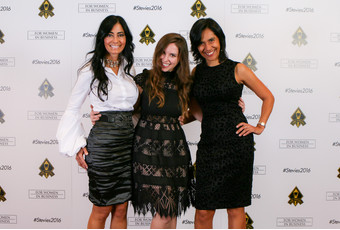 Stevie Women in Business Award featured image