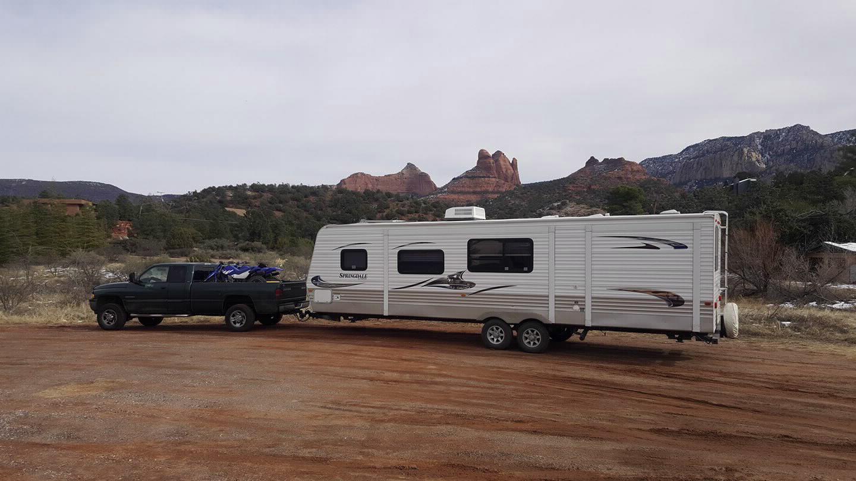 Springdale travel trailer in Sedona, AZ