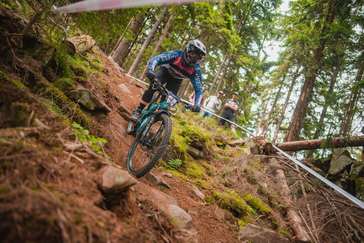 Max Adami na Ski bike Kopřivná