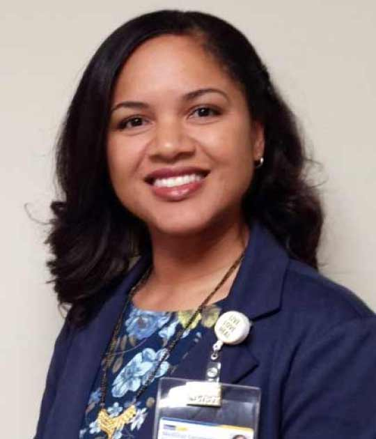 Photo of Professor Malika Danner